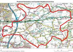 Proposed Samlesbury and Cuerdale neighbourhood area